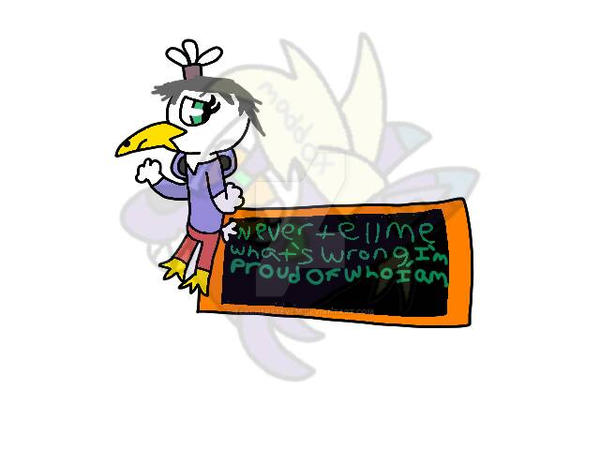 Lola's Message to remember by TeacherSteve35
