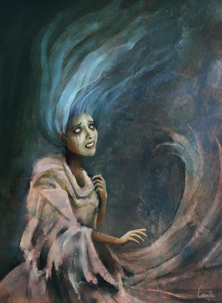 Banshee by Ludmila-Cera-Foce