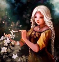 Flowers maker by Ludmila-Cera-Foce