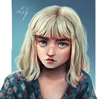 The End of the F***ing World by Ludmila-Cera-Foce