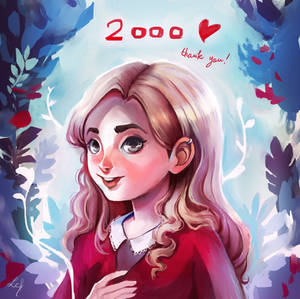 Thank you (2000 watchers!)