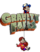 Gravity Falls by gavrile