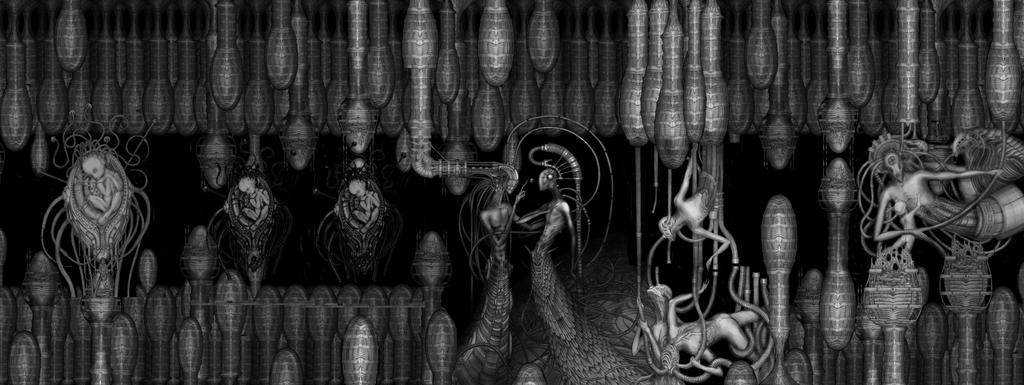 Organisma Ovarium by Rodrigomagnovieira
