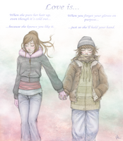 Love is... by Hachi-kou