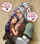 Blood Elf Love