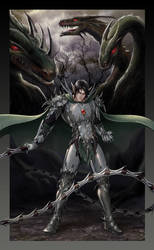 Dark Elf Kayin by Saehral