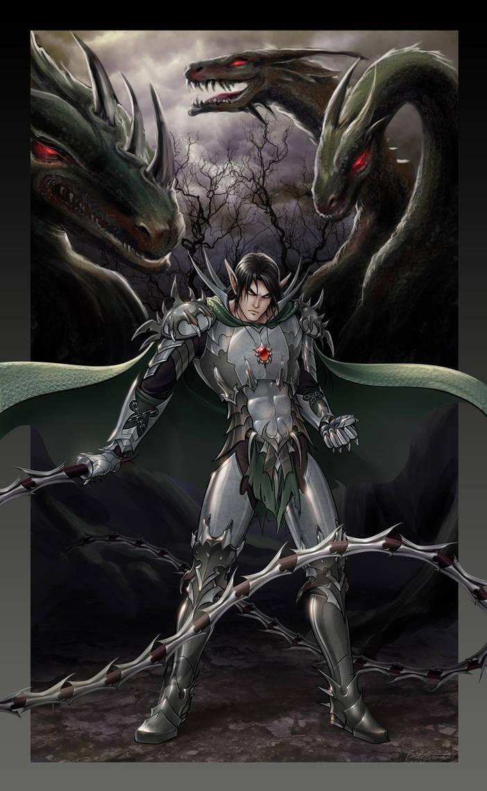 Dark Elf Kayin