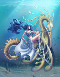 Sea Rider by Saehral