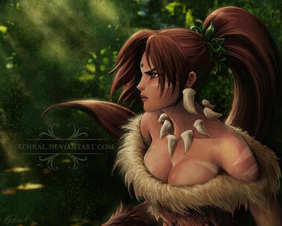 Verayla Nidalee_by_saehral-d4tn2ot