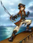 Pirate Sora