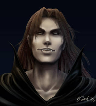 Vampire by Saehral