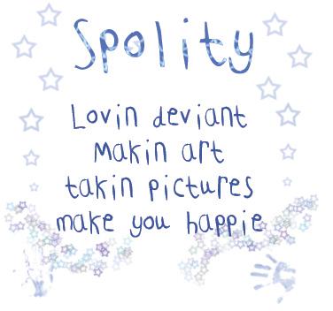 Spolity's Profile Picture