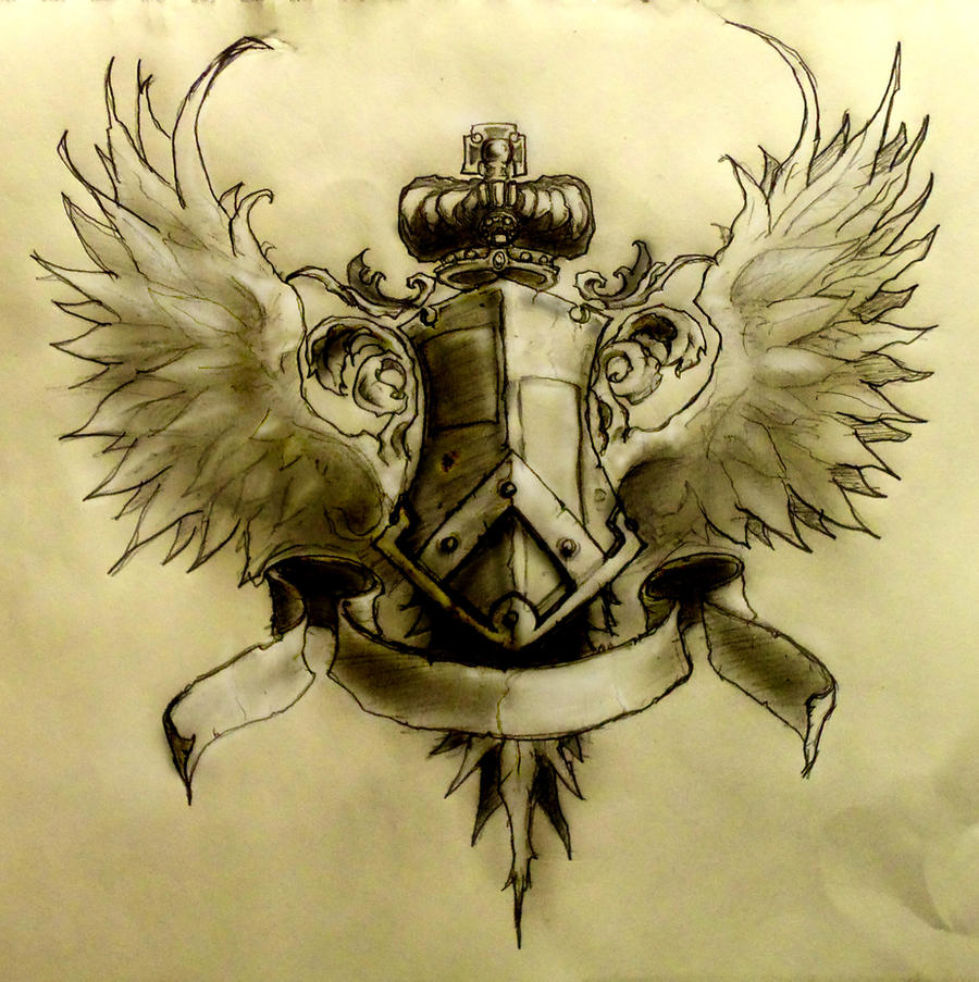 english coat of arms tattoo - photo #34