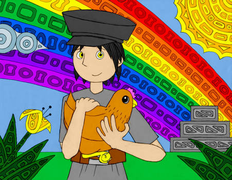 A Mayan Rainbow