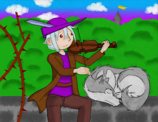 The Wolf and the Fiddle
