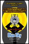 Blue Sky Podfic Poster