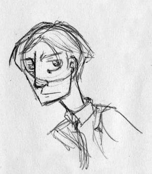Aubrey Sketch