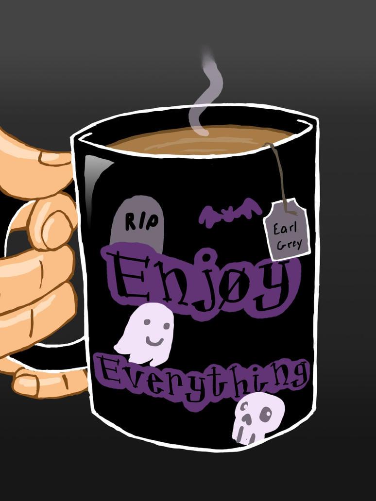 Spooky Mug by Katy133