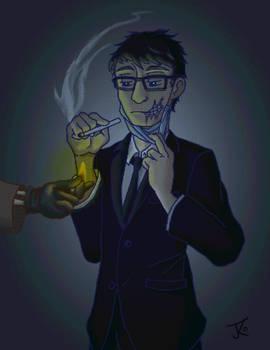 Dr. Peril Portrait
