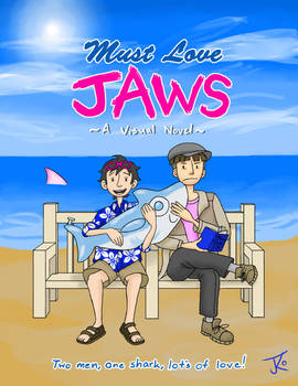 Must Love Jaws - Cover Concept