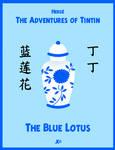 Minimalist - The Blue Lotus