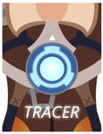 Overwatch - Tracer by Katy133