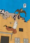 Tintin Redraw - Falcon Chase