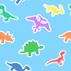 Dino Wallpaper - NOTEBOOK MERCH