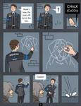 Detroit Become Human Comic - Chalk - Page 1