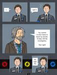 Detroit Become Human Comic - Chalk - Page 3