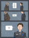 Detroit Become Human Comic - Chalk - Page 4