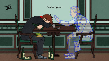 Good Omens Spoilers - Gone by Katy133