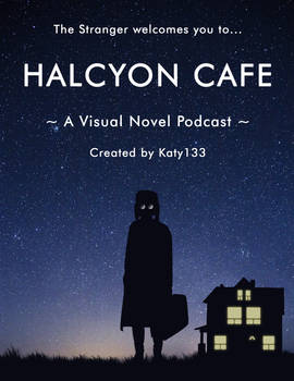 Halcyon Cafe Poster - The Stranger