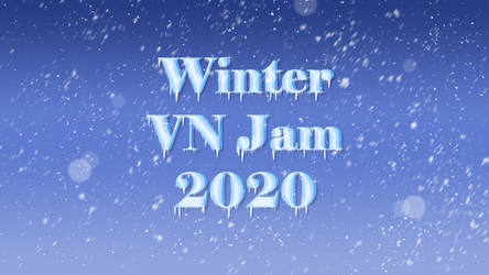 Winter VN Jam - Logo