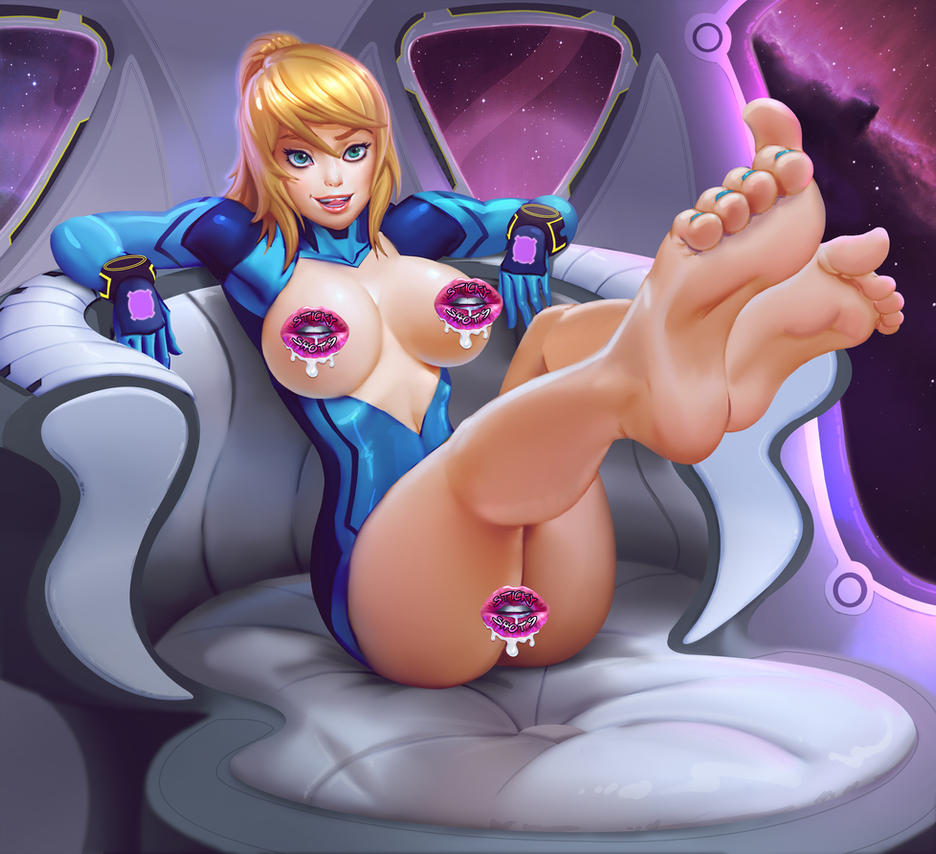 Something is. Blonde zelda and samus naked well told