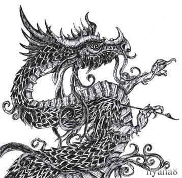 Dragon 2 by ilyana8