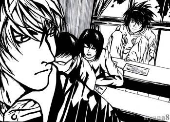 Death Note by ilyana8
