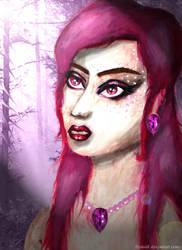 Forest Fairy by ilyana8