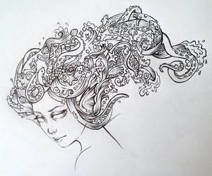 Mermaid Inked