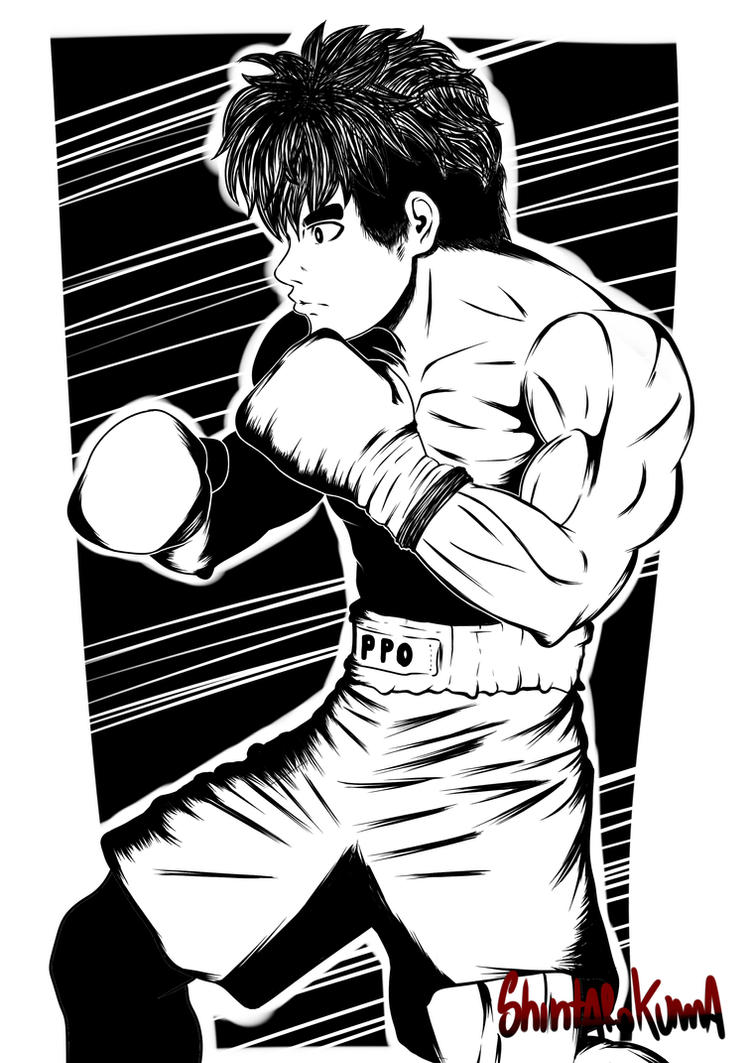 Ippo by RyanOla