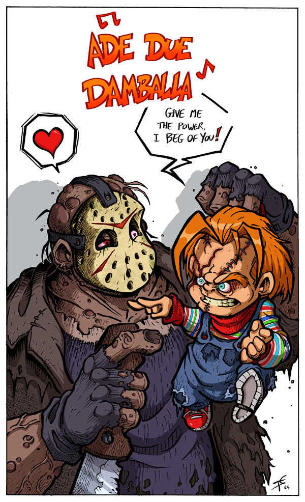 Chucky vs Jason
