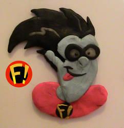 Freakazoid Magnet