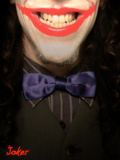 Joker cosplay P3 by Boredman