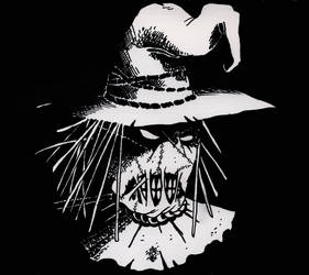 Out of the Dark - Scarecrow