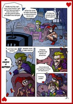 Why Joker needs Harley