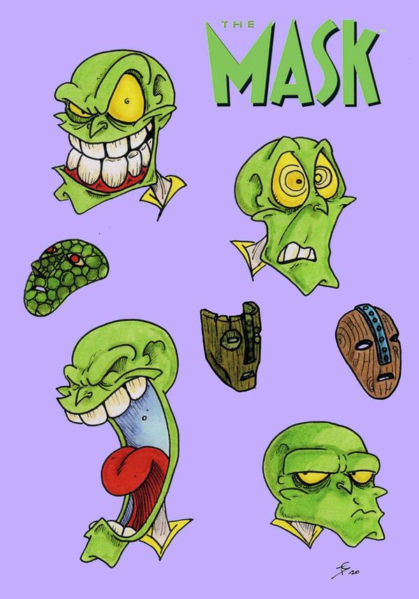 MaskS by Boredman