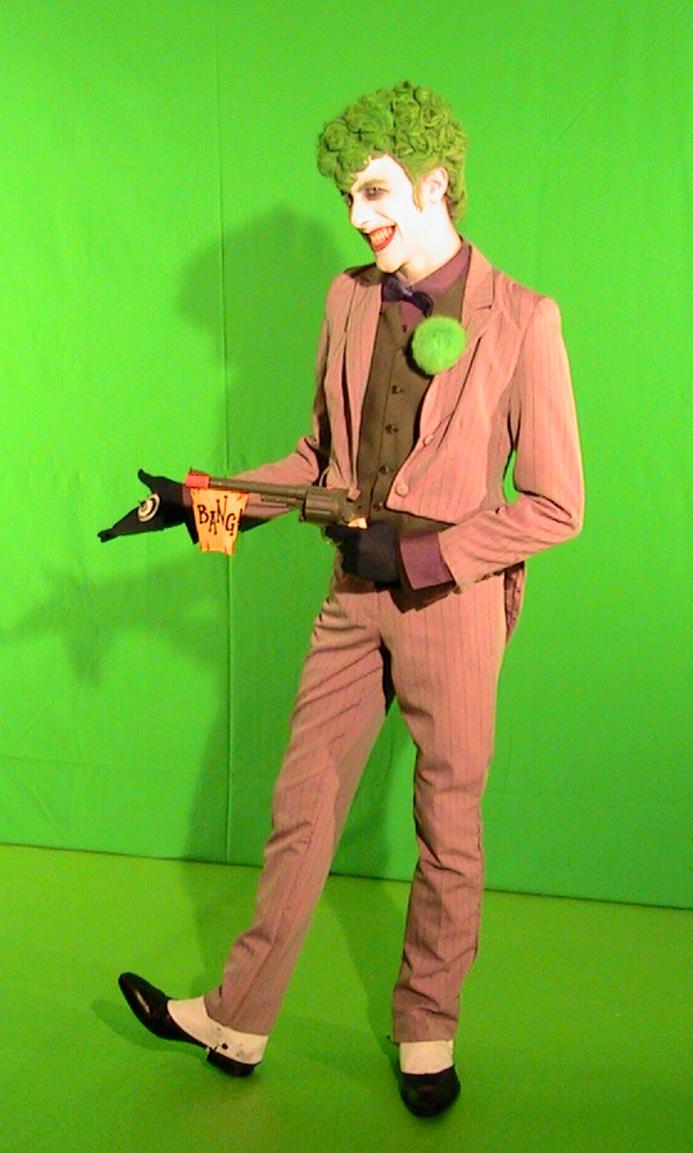 Joker cosplay -FINAL- by Boredman