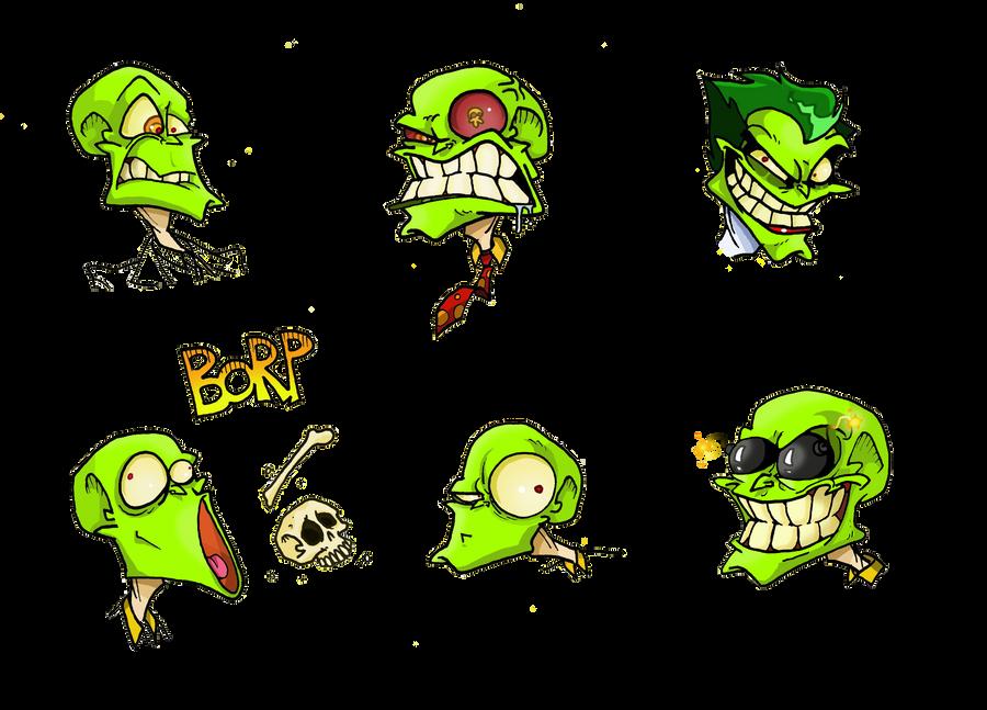 Mask Emoticons