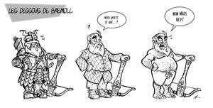 A Dwarf's Underwear