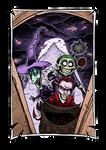 Halloween Town - Boogie's boys